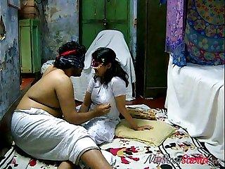 Hot Indian Innocent Savita Bhabhi fucking on touching Ashok
