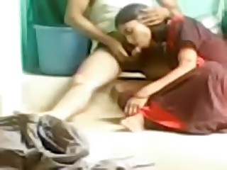 Indian amateur sex video of a horny couple insusceptible to the astonish